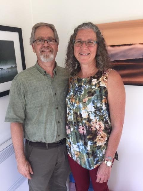 Carolynn and Doug