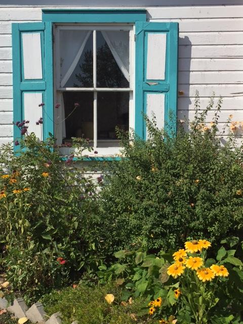 update house window