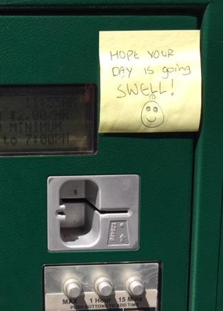 Portlandia parking meter